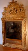 Fine, French, Regence period mirror