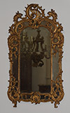 Very fine, French, early Louis XV period mirror