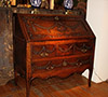 Fine, Proven�al, Louis XVI period commode scriban