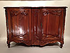Very fine, French, Louis XV period buffet