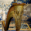 English, Regency period harp