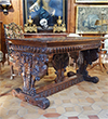 Italian, Renaissance style refectory table