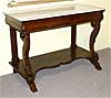 Italian, Charles X period console