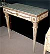 Italian, Directoire period console table