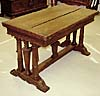 Flemish, Baroque period refectory table