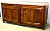 French, Provençal, Louis XV period double buffet