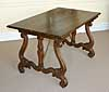 Catalan, Baroque period refectory table