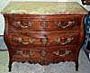 Regence period, Provençal, three-drawer commode