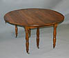 French, Provençal, Neoclassical period, oval dining table
