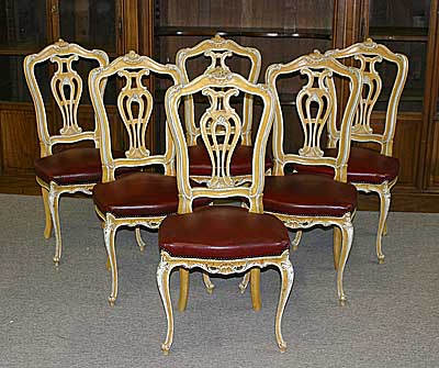 Tall dining room chairs