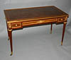 French, Louis XVI period tric-trac table