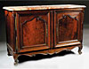 Fine, French, Louis XV period buffet de chasse (dit 'meuble de port Bordelaise')