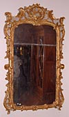 Fine, French, Louis XV period mirror