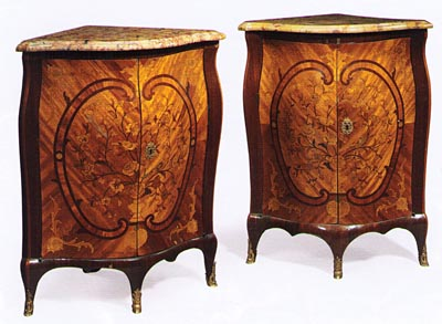 Antique Marquetry Furniture on Similar Antique Furniture