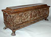 Very fine, Italian, Baroque period cassone