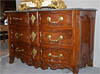 Fine, French, Regence period commode
