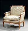 Very fine, Louis XVI style marquise
