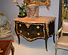 Very fine, French, Louis XV style chinoiserie commode