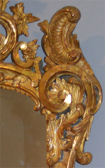 Acanthus - Antique Furniture Glossary